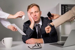 7 Stress Relief Tips For Frazzled Small Business Owners