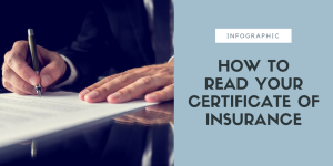 How to Read Your Certificate of Insurance