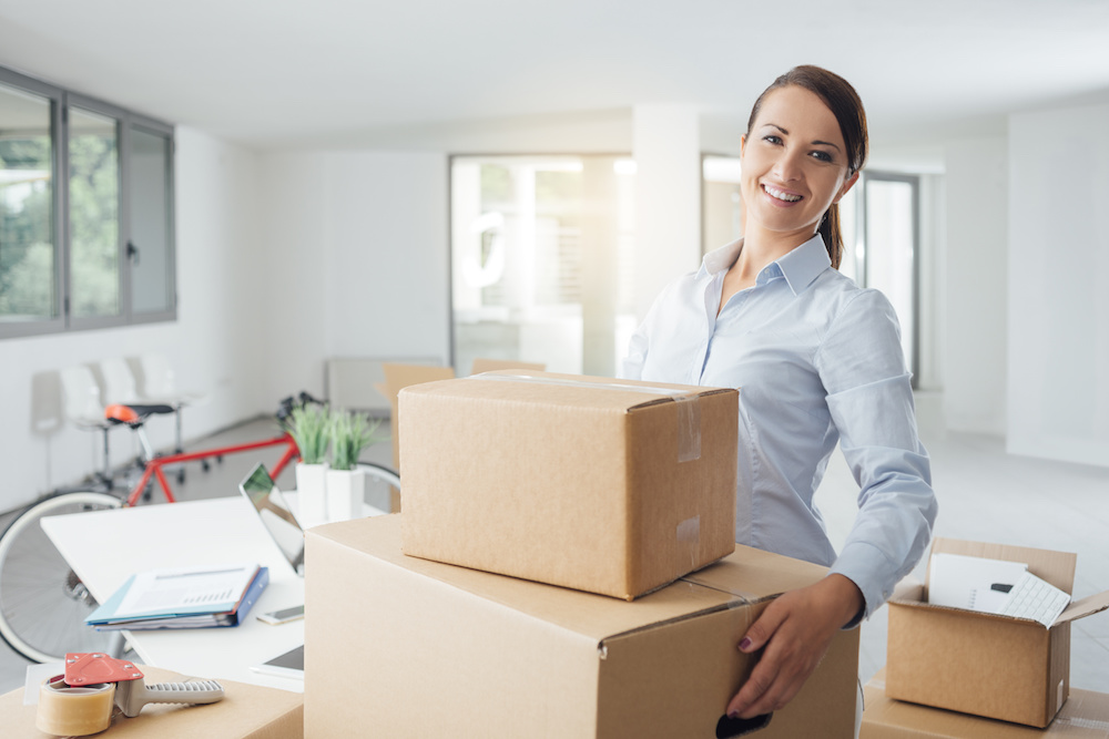 Transitioning Your Small Business from Home to an Office
