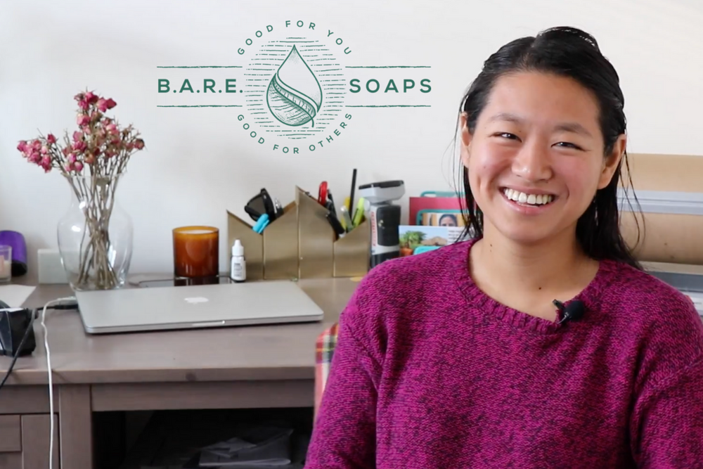 Small Business Spotlight: b.a.r.e. soaps