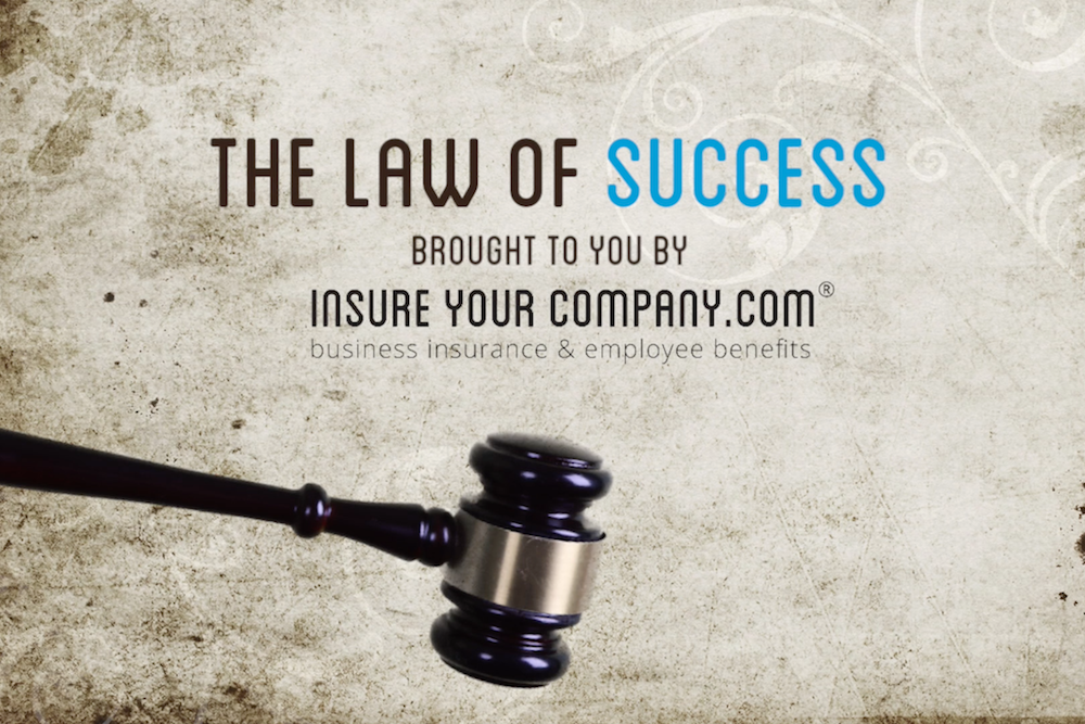 Introducing the Laws of Success