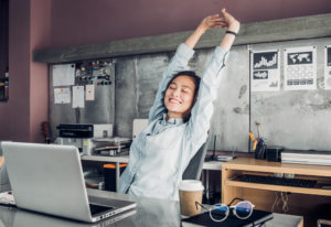 5 Easy Ways to Stay Active at Your Desk