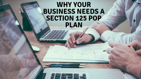 Why your business needs a Section 125 POP plan