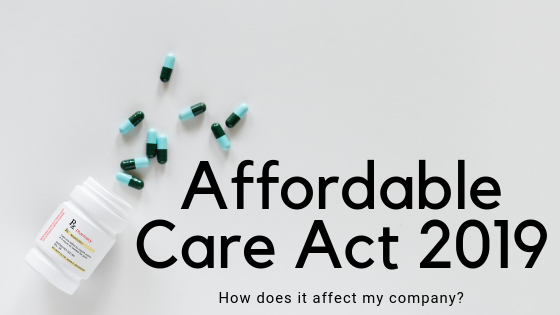 affordable care act 2019