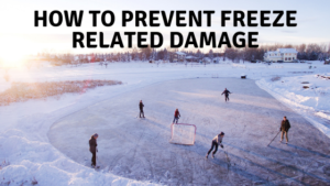 How to prevent Freeze damage